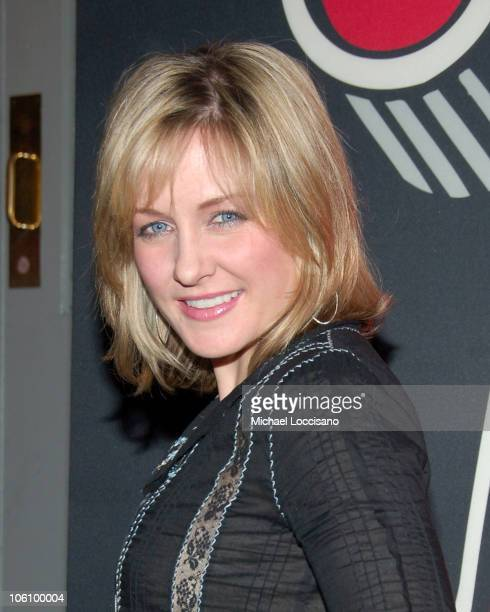 Amy Carlson during Rolling Stone Magazine Celebrates 1000th Cover at Hammerstein Ballroom in New York City New York United States