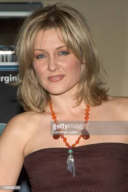 Amy Carlson during The Brady Center to Prevent Gun Violence Stand Up For A Safe America Benefit Reception at Cipriani's 23rd St in New York City New...