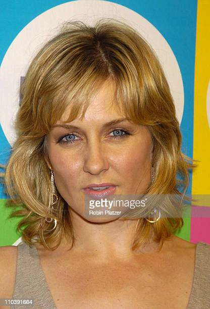 Amy Carlson during The Entertainment Weekly Must List Party Arrivals at Deep in New York City New York United States