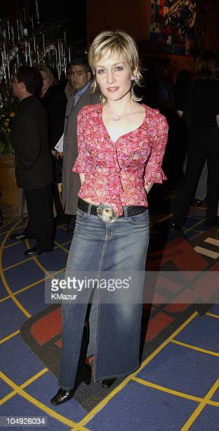 Amy Carlson during The Rookie New York City Premiere at Astor Plaza Theatre in New York City New York United States
