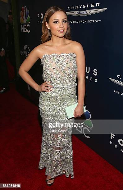 Amy Carrero attends NBCUniversal's 74th Annual Golden Globes After Party at The Beverly Hilton Hotel on January 8 2017 in Beverly Hills California
