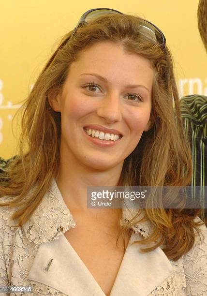 Amy Carson during The 63rd International Venice Film Festival The Magic Flute Photocall in Venice Italy