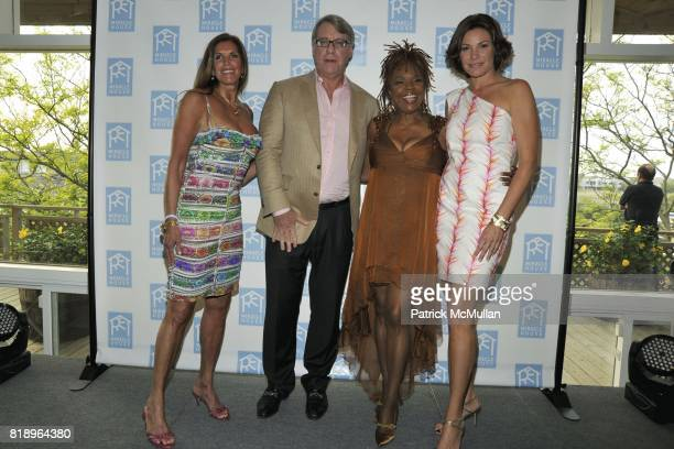 Amy Chanos Jim Chanos Thelma Houston and Countess LuAnn de Lesseps attend MIRACLE HOUSE 20th Anniversary Memorial Day Summer Kickoff Benefit honoring...