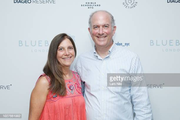 Amy Chender attends the Bluebird London New York City launch party at Bluebird London on September 5, 2018 in New York City.