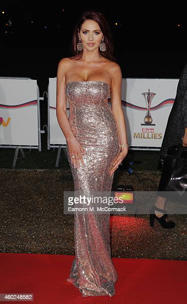 Amy Childs attends A Night Of Heroes The Sun Military Awards at National Maritime Museum on December 10 2014 in London England