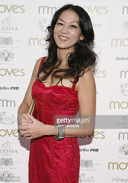 Amy Chua attends the Moves 2011 Power Women Awards at Riverpark on November 9 2011 in New York City