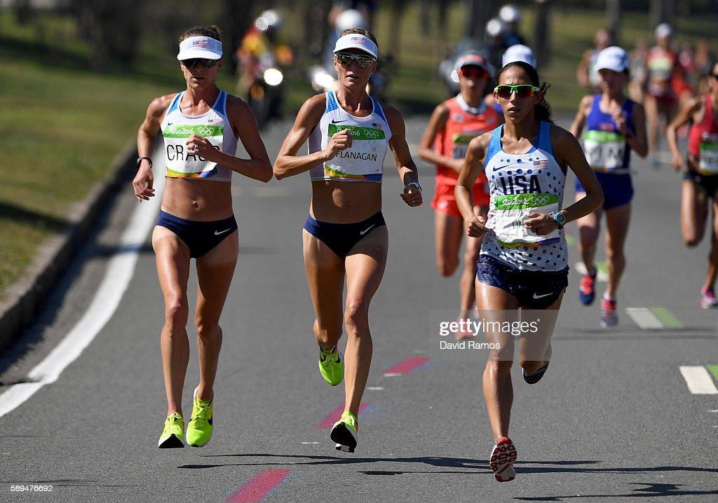 Athletics Marathon - Olympics: Day 9 : News Photo