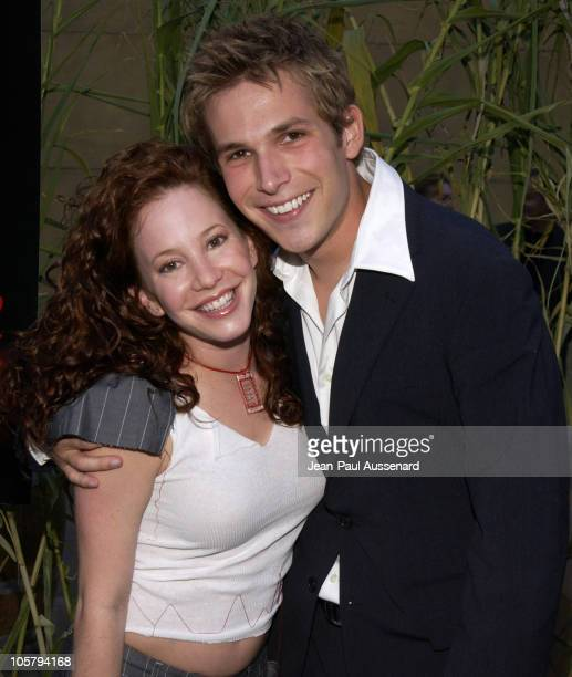 Amy Davidson and Billy Aaron Brown during Jeepers Creepers 2 Los Angeles Premiere in Hollywood California United States