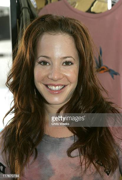 Amy Davidson at Eccentric Symphony during Silver Spoon PreEmmy Hollywood Buffet Day 1 in Los Angeles California United States Photo by Chris...