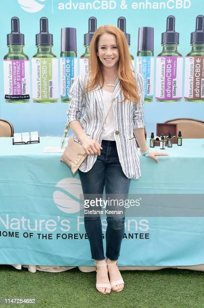 Amy Davidson attends New Bloom Media Presents 2nd Annual Bloom Summit at The Beverly Hilton Hotel on June 1 2019 in Beverly Hills California