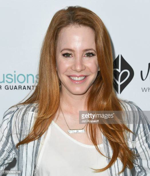Amy Davidson attends the 2nd Annual Bloom Summit at The Beverly Hilton Hotel on June 01 2019 in Beverly Hills California