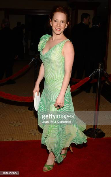 Amy Davidson during 56th Annual Directors Guild of America Awards Arrivals at Century Plaza Hotel in Century City California United States