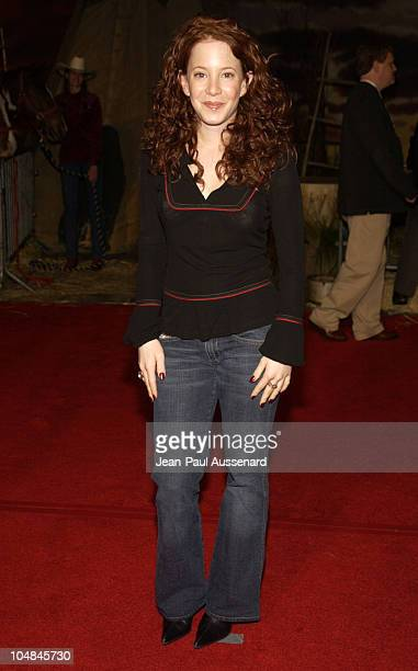 Amy Davidson during Dreamkeeper ABC AllStar Winter Party at Quixote Studios in Los Angeles California United States