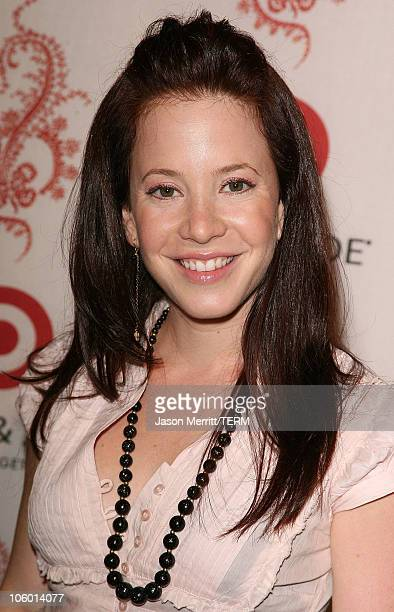 Amy Davidson during Paul and Joe's Target Boutique Opening Arrivals at Target Boutique in Hollywood California United States