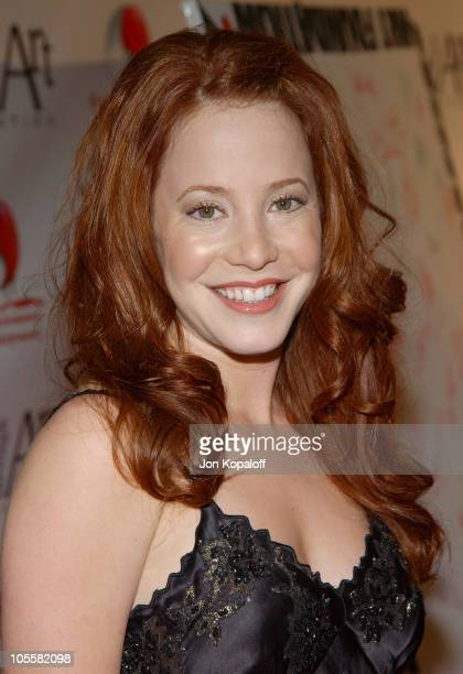 Amy Davidson during Red Party 2004 Benefiting The Life Through Art Foundation at Shrine Auditorium in Los Angeles California United States