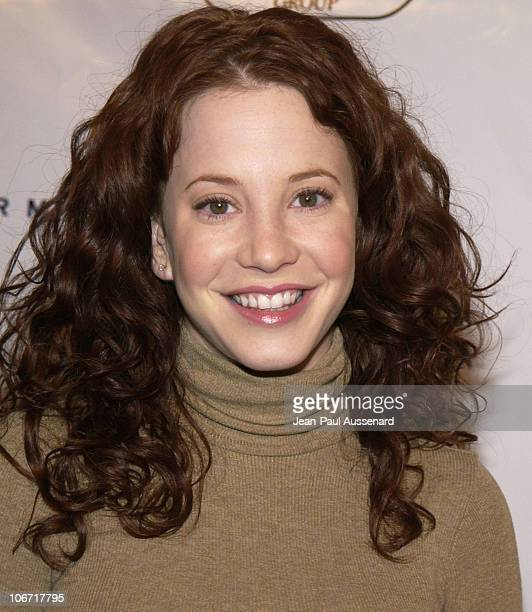 Amy Davidson during 'Unusual Suspects' Holiday Benefit Party Sponsored by Venice Magazine and Mediaplacement at Nacional in Hollywood California...