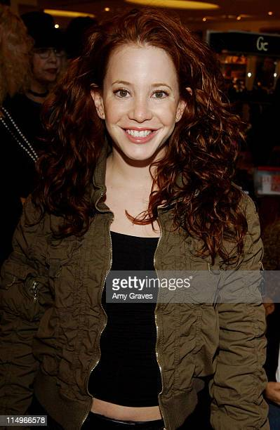 Amy Davidson during Vogue And Guess Host Event Featuring Exclusive Fashion Show And Performance By The Cooler Kids Hosted By Kaley Cuoco and Amy...