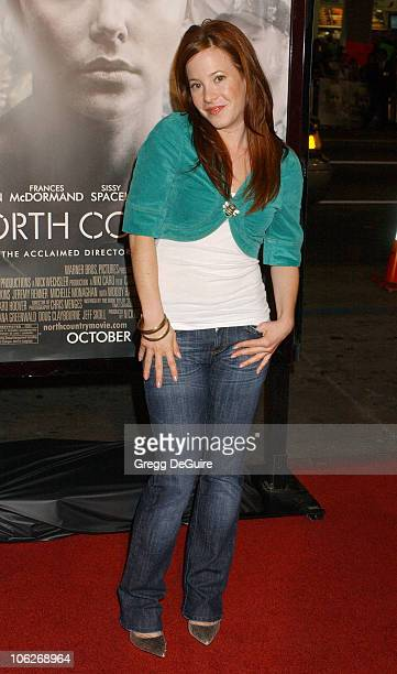Amy Davidson during Warner Bros Pictures' 'North Country' Los Angeles Premiere Arrivals at Grauman's Chinese Theatre in Hollywood California United...