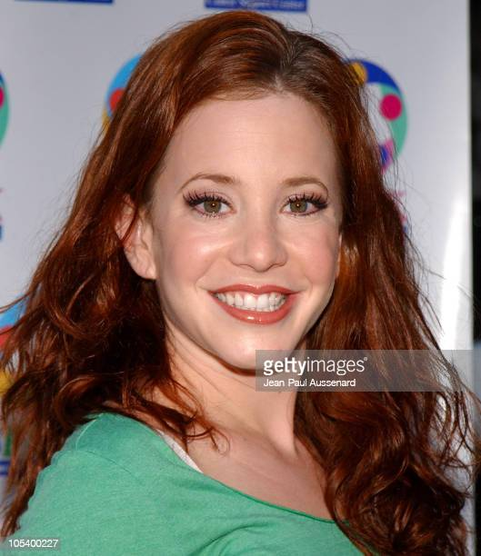 Amy Davidson during WeSparkle Night Take III to Benefit weSpark Cancer Support Center at Gindi Theater in Los Angeles California United States