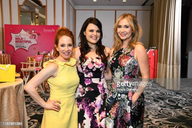 Amy Davidson Kimberly Brown and Ashley Jones at Step Up Inspiration Awards at the Beverly Wilshire Four Seasons Hotel on May 31 2019 in Beverly Hills...