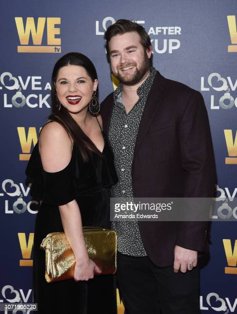 Amy Duggar and Dillon King arrive at WE tv's Real Love Relationship Reality TV's Past Present Future event at The Paley Center for Media on December...