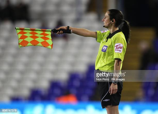 Amy Fearn Assistant referee