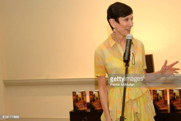 Amy Fine Collins attend Susan FalesHill's ONE FLIGHT UP Book Launch Party at 15 Central Park West on July 21st 2010 in New York City