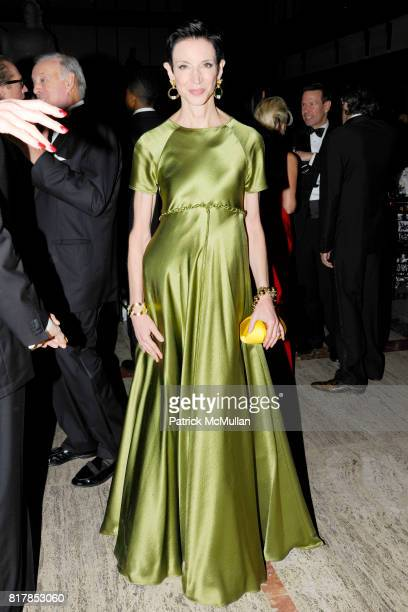 Amy Fine Collins attends NEW YORK CITY BALLET 2011 Fall Gala Dinner at David H Koch Theater on October 7 2010 in New York City