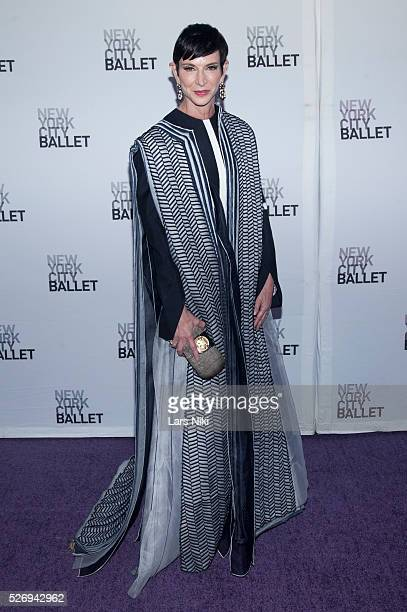 """Amy Fine Collins attends the """"Metropolitan Ballet 2014 Fall Gala"""" at the David H. Koch Theater at Lincoln Center in New York City. �� LAN"""