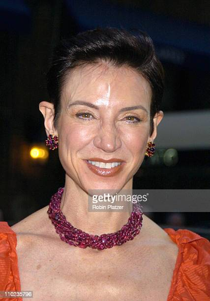 Amy Fine Collins during Martha Graham Dance Company Opening Night Gala at The City Center in New York City New York United States