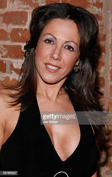 Amy Fisher attends the Amy Fisher Caught on Tape release party held at Retox club on January 4 2008 in New York City