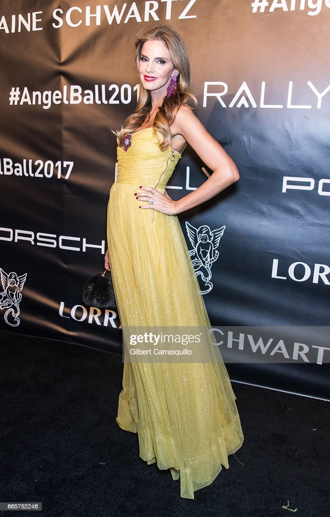 Angel Ball 2017 : News Photo