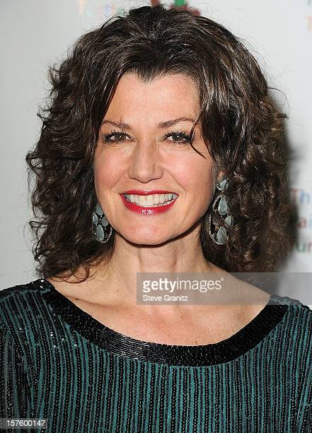 Amy Grant arrives at the A Celebration Of Carole King And Her Music To Benefit Paul Newman's The Painted Turtle Camp at Dolby Theatre on December 4...