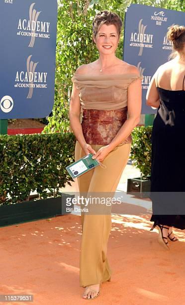 Amy Grant during 38th Annual Academy of Country Music Awards Arrivals at Mandalay Bay Events Center in Las Vegas Nevada United States