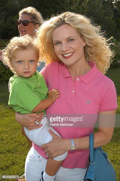 Amy Greenfield and Shiloh Greenfield attend LILLY PULITZER and James Bradbeer Jr Host a Family Tea Party in Honor of THE BOYS' CLUB of NEW YORK at...