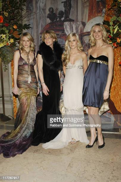 Amy GreensponMartha Loring Tinsley Mortimer and Lauren Davis