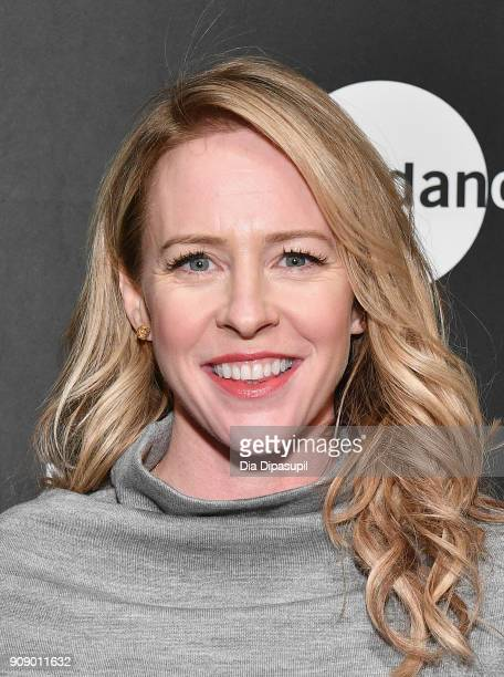 Amy Hargreaves attends The Women In Motion Program at The Claim Jumper on January 22 2018 in Park City Utah