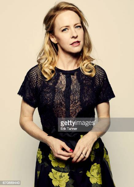 Amy Hargreaves from 'Super Dark Times' poses at the 2017 Tribeca Film Festival portrait studio on April 20 2017 in New York City