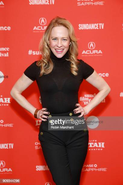 Amy Hargreaves from the series 'Paint' attends the Indie Episodic Program 1 during 2018 Sundance Film Festival at The Ray on January 23 2018 in Park...