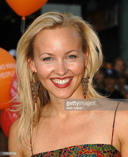 """Amy Hathaway during """"LA Twister"""" Premiere - Arrivals at Grauman's Chinese Theatre in Hollywood, California, United States."""