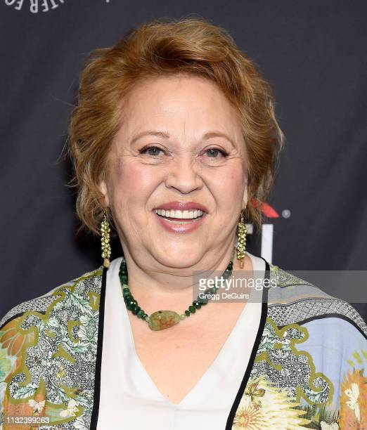 Amy Hill attends The Paley Center For Media's 2019 PaleyFest LA Hawaii Five0 MacGyver And Magnum PI at Dolby Theatre on March 23 2019 in Hollywood...
