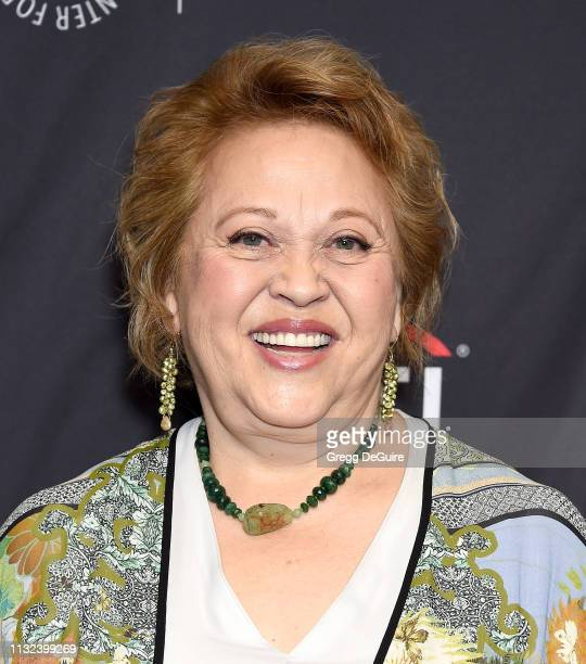 Amy Hill attends The Paley Center For Media's 2019 PaleyFest LA 'Hawaii Five0' 'MacGyver' And 'Magnum PI' at Dolby Theatre on March 23 2019 in...