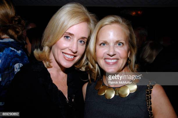 Amy Hoadley and Nina Reeves attend The QUEST 400 Party at Doubles on September 17 2009 in New York City