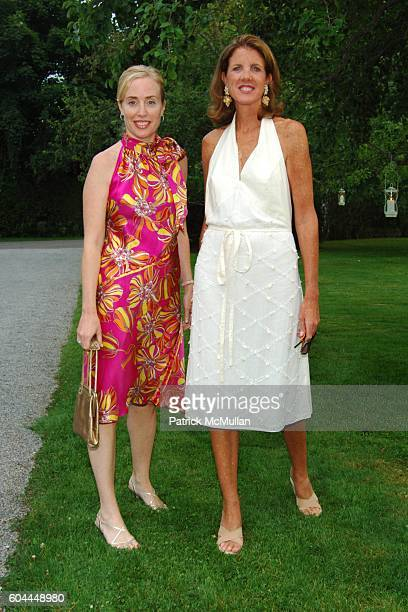 Amy Hoadley and Polly Onet attend The Historical Society of Palm Beach County hosts Cocktail Reception to kick off the Palm Beach Design Fair at Home...