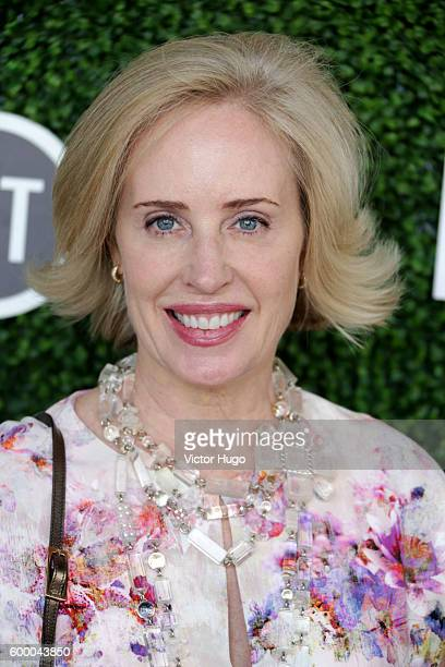 Amy Hoadley attends the 2016 Couture Council Award Luncheon Honoring Akris Creative Director Albert Kriemlerat at the David H Koch Theater at Lincoln...
