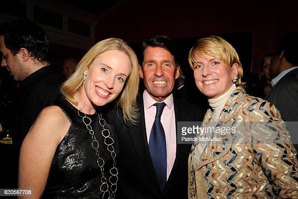 Amy Hoadley Christopher Meigher and Felicia Taylor attend DAVID PATRICK COLUMBIA and S CHRISTOPHER MEIGHER Host The Quest Magazine QUEST 400 Party at...