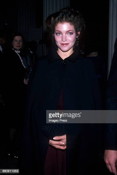 Amy Irving circa 1983 in New York City