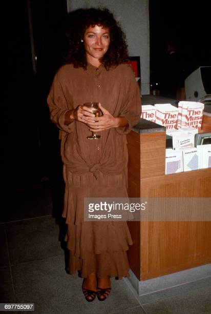 Amy Irving circa 1988 in New York City