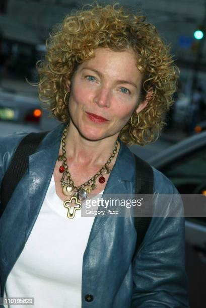 Amy Irving during 3rd Annual Tribeca Film Festival Carandiru New York Premiere After Party at Churrascaria Restaurant New York United States