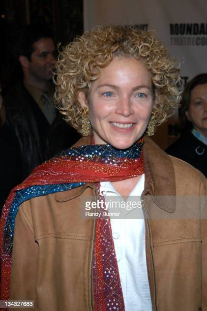 Amy Irving during A Street Car Named Desire After Party at Studio 54 in New York New York United States